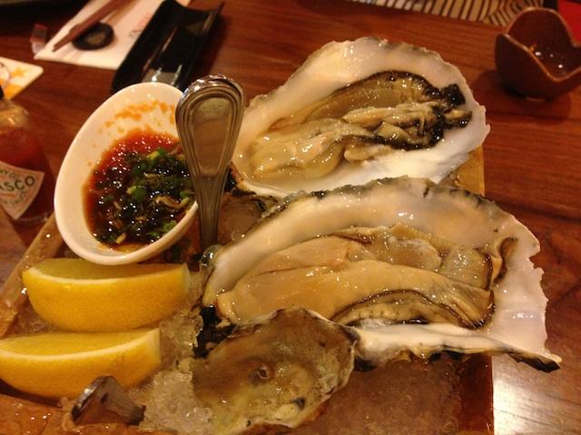 マレーシア 牡蠣事情